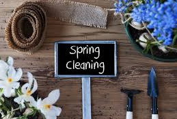 Some useful Spring Cleaning tips